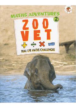 Math Adventures Zoo Vet